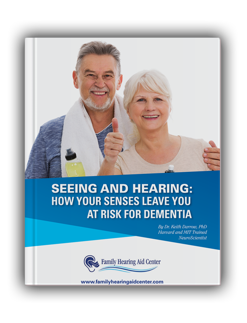 hearing lsos & dementia free report