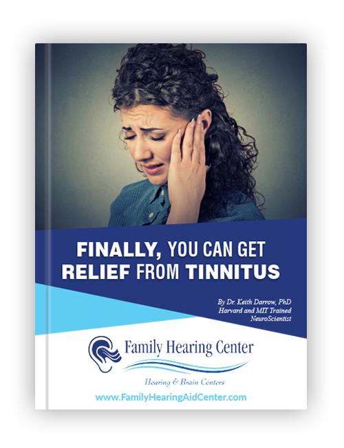 finally relief from tinnitus